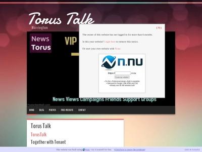 www.torustalk.n.nu