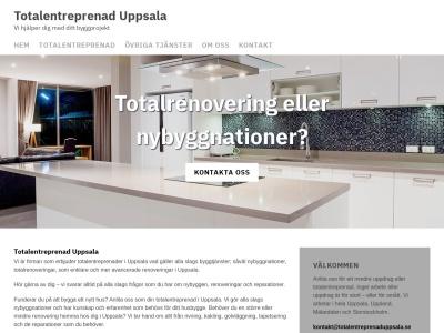 www.totalentreprenaduppsala.se
