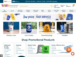 Totallypromotional coupon codes July 2019