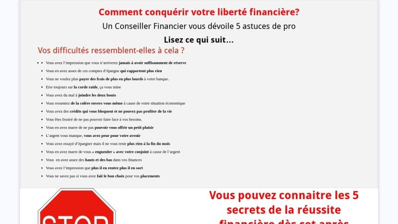 finances personnelles : 5 secrets pour s'en sortir