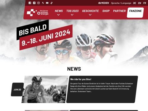 http://www.tourdesuisse.ch/