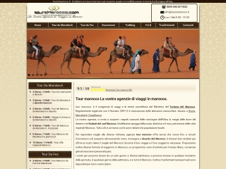 screenshot toursmarocco.it