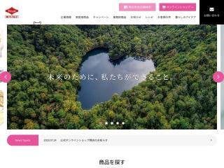 toyoalumi-ekco.jp用のスクリーンショット