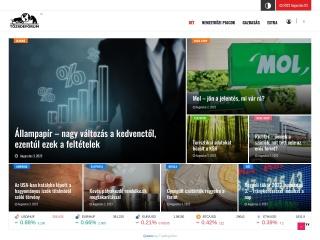 tozsdeforum.hu webhely képe