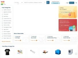Online store Tradeindia.com