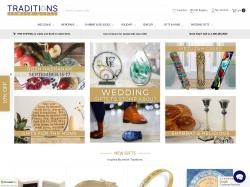 Hanukkah Candles - TraditionsJewishGifts.com