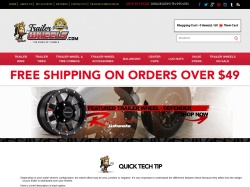 Trailer-wheels Free Shipping coupon codes December 2018