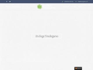Captura de pantalla para traslagares.com