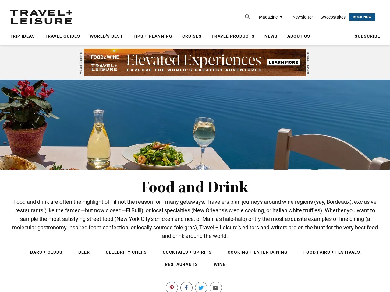 Eat Like a Local in Italy – Travel + Leisure