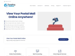 travelingmailbox coupon codes March 2018
