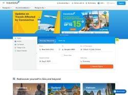 Traveloka coupon codes December 2018