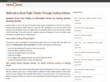 Vueling airlines online reservation.