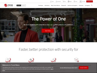 Screenshot for trendmicro.co.in