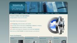 www.tresore.de Vorschau, Wilken Tresore GmbH