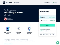 TriVillage.com screenshot