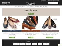 Trotters coupon codes March 2018