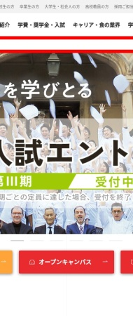 http://www.tsuji.ac.jp/index.html