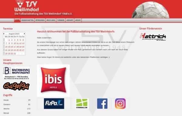 Vorschau von www.tsvweilimdorf.de, TSV Weilimdorf, E2-Jugend