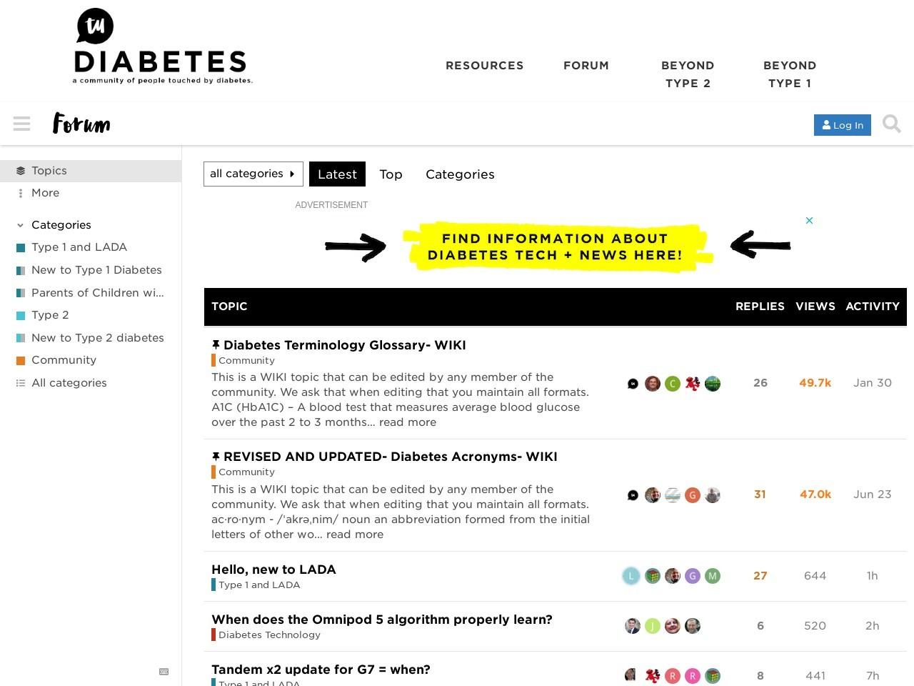 Reversing neuropathy in type 2 diabetics – TuDiabetes Forum