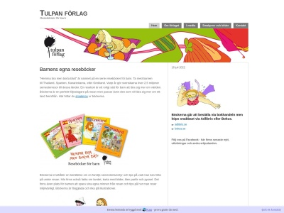 www.tulpanforlag.se