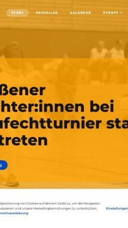 Vorschau der mobilen Webseite www.turngau-mittelhessen.de, Turngau Mittelhessen
