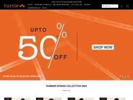 Online store Turtle