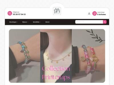 Tuttifani.com : Boutique de perles à Lille