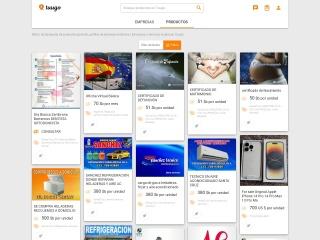 Captura de pantalla para tuugo.com.bo