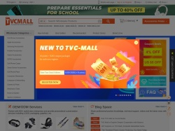 Tvc-mall.com screenshot