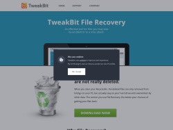 TweakBit Coupon Codes screenshot