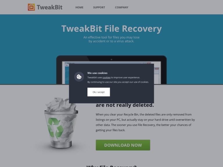 Tweakbit Coupon Codes screenshot