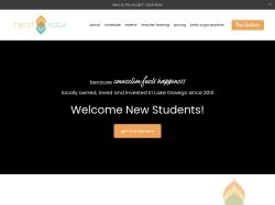 Twist-yoga