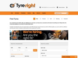 Tyreright Promo Codes 2018
