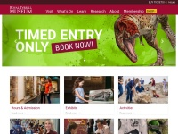Royal Tyrrell Museum Fast Coupon & Promo Codes