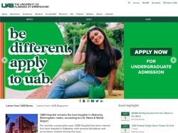 UAB - The University of Alabama at Birmingham - Home