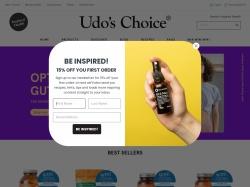 Udo's Choice screenshot