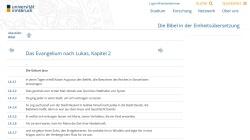 www.uibk.ac.at Vorschau, Die Weihnachtsgeschichte nach Lukas - Universität Innsbruck