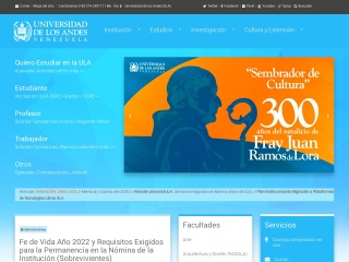 Captura de pantalla para ula.ve
