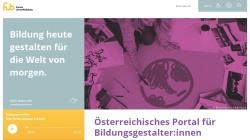 www.umweltbildung.at Vorschau, Forum Umweltbildung