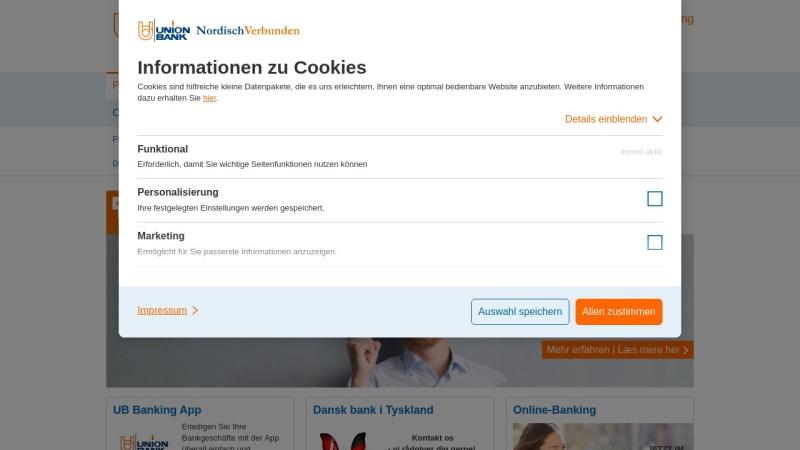 www.unionbank.de Vorschau, Union-Bank