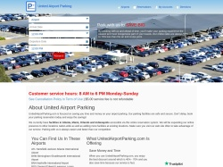 United Airport Parking Promo Codes 2019