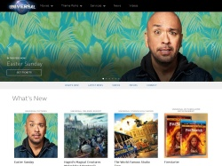 Universal Studios   Movies, Theme Parks, News and Services