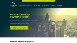 www.universum-inkasso.com Vorschau, Universum Inkasso GmbH