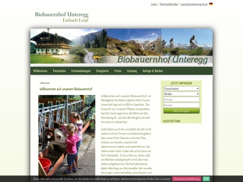 Bio-Camping Biohof Unteregg