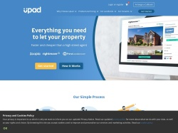 Upad - The Uk's Largest Online Letting Agent screenshot