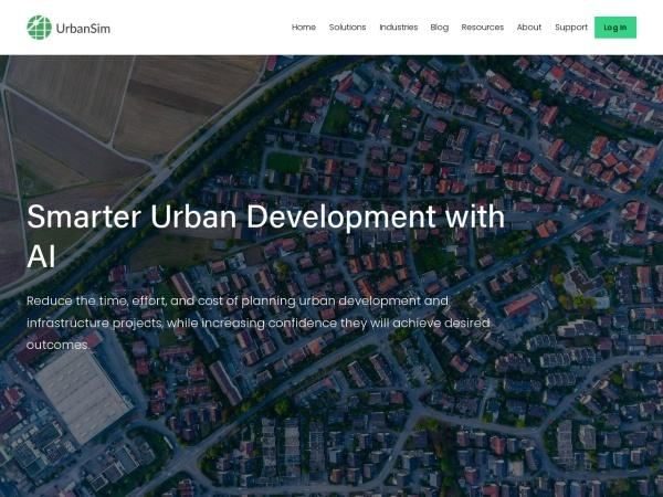 http://www.urbansim.com/