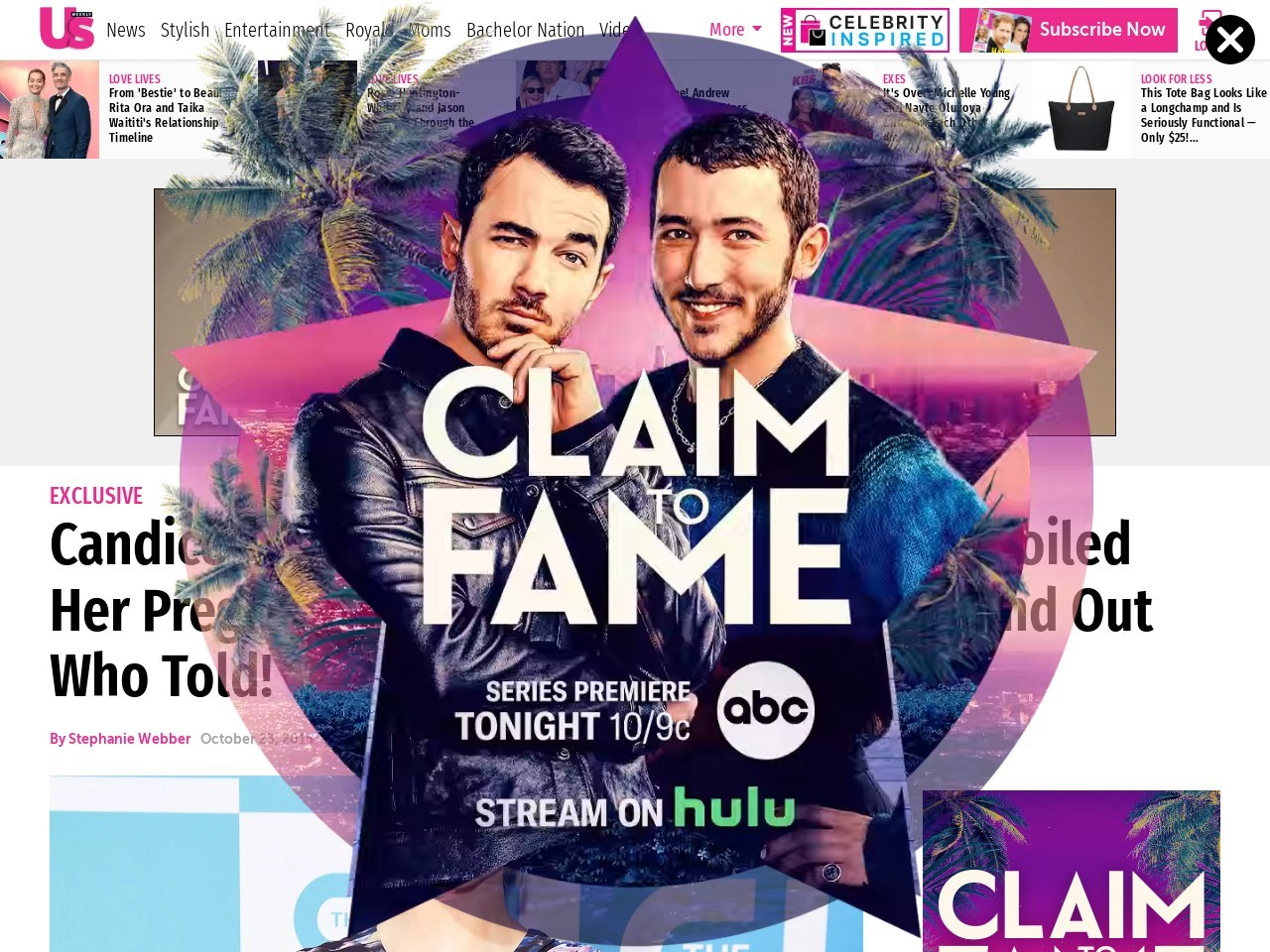 Candice Accola's Vampire Diaries Costar Spoiled Her …