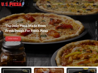 Screenshot for uspizza.in