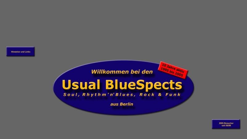 www.usual.de Vorschau, UBS - The Usual BlueSpects