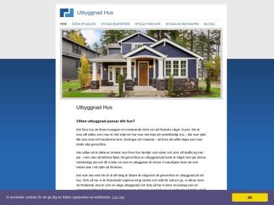 www.utbyggnadhus.se